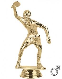 Figurina 4007 Jucator tenis de masa